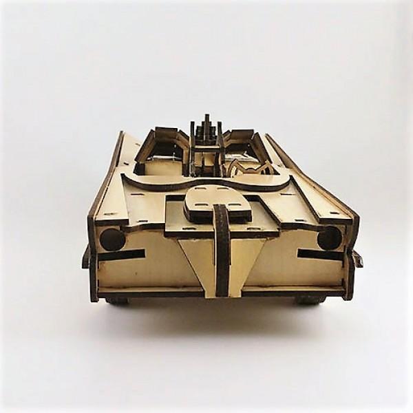 Maket Batman'in Arabası (Batmobile)