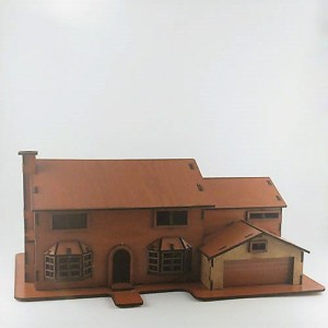 Maket Sims House