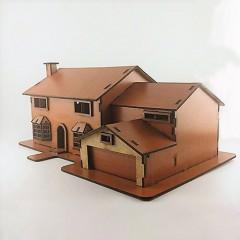 Maket Sims House