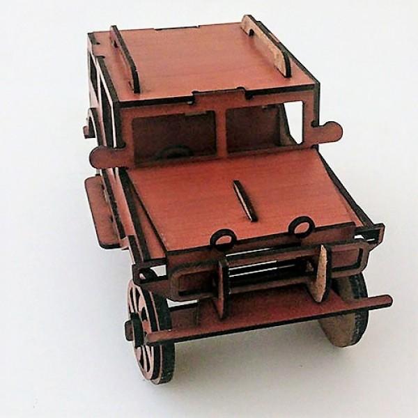 Maket Jeep