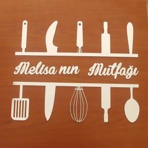 Ayna Pleksi İsimli Mutfak Dekoru