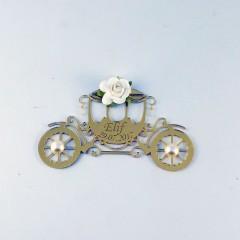 Bebek Şekeri Pleksi Araba Model 5