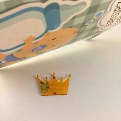 Bebek Şekeri Ayna Pleksi Kral Tacı