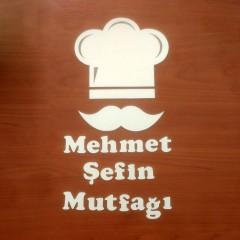 Ayna Pleksi Şefin Mutfağı Mutfak Dekoru