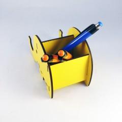 Fil Şeklinde Kalemlik ve Telefon Standı