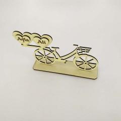 Ahşap Bisiklet