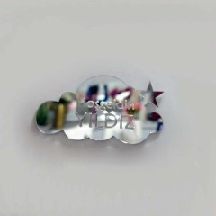 Bulut ve Yıldız Ayna Pleksi Magnet