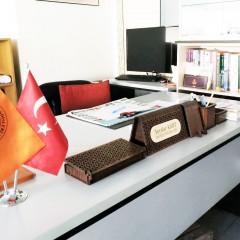 İsimlik ve Masa Düzenleyici Set