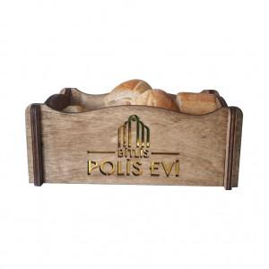 Ahşap Ekmek Kutusu