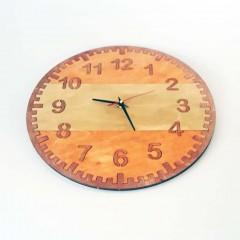 İthal Ahşap Dekoratif Duvar Saati Model 6