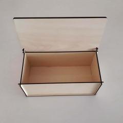 Öğretmene Karatahtalı Ahşap Kutu Model 1