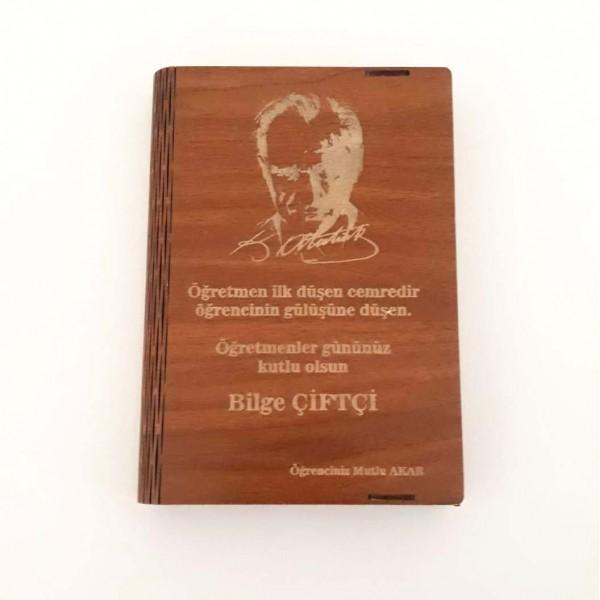 Kişiye Özel İsimli Kitap Kutusu