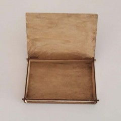 İthal Ahşap Kutu Model 1
